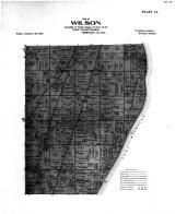 Wilson Township, Lake Michigan, Sheboygan County 1902 Microfilm